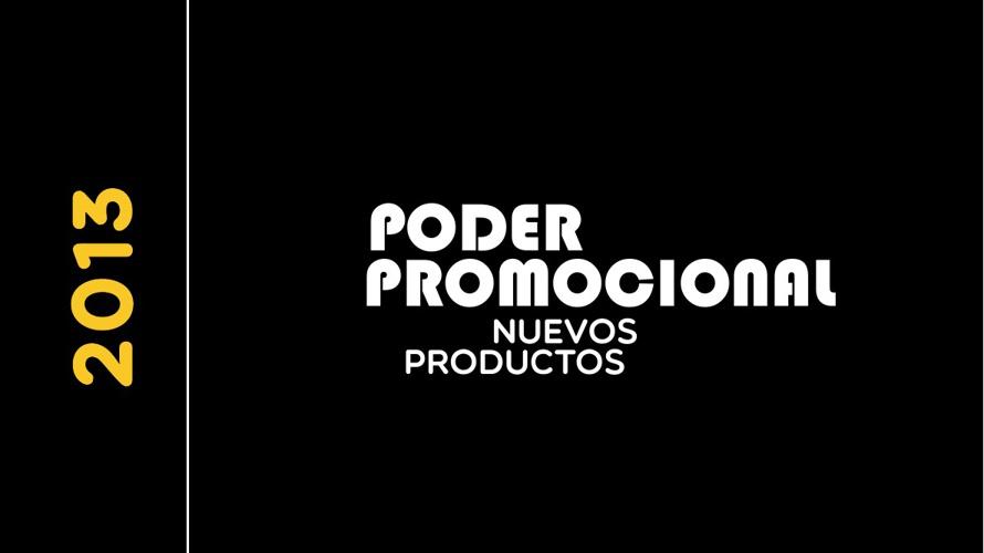 Catálogo Poder Promocional
