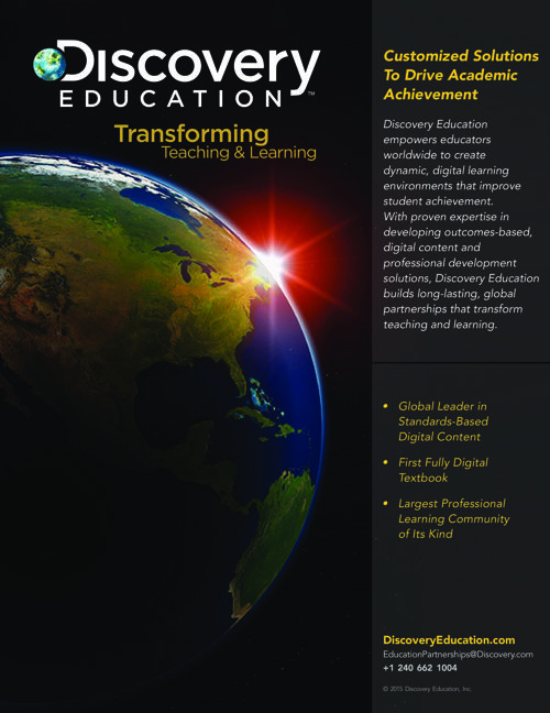 Discovery Education Global