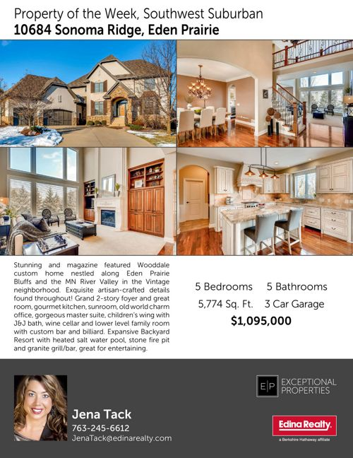 SW Suburban Property of the Week