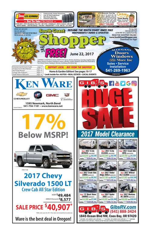 South Coast Shopper e-Edtion 6-22-17