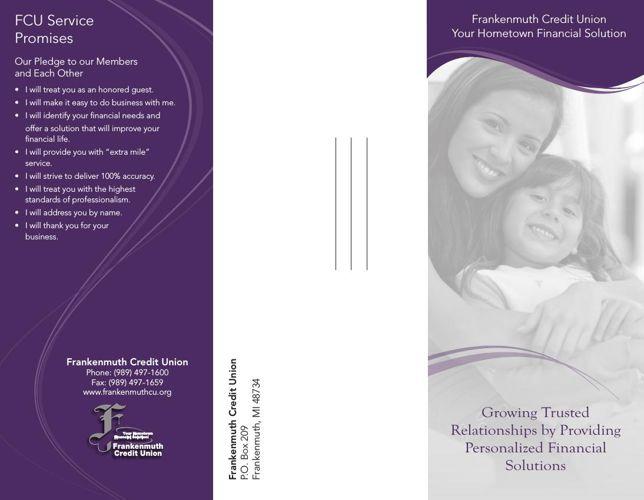 FCU at a Glance Brochure