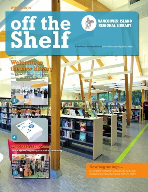 Off the Shelf - Winter 2014 Edition