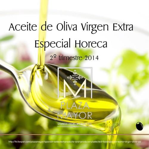 Aceite Oliva Virgen Extra - Ofertas 2014