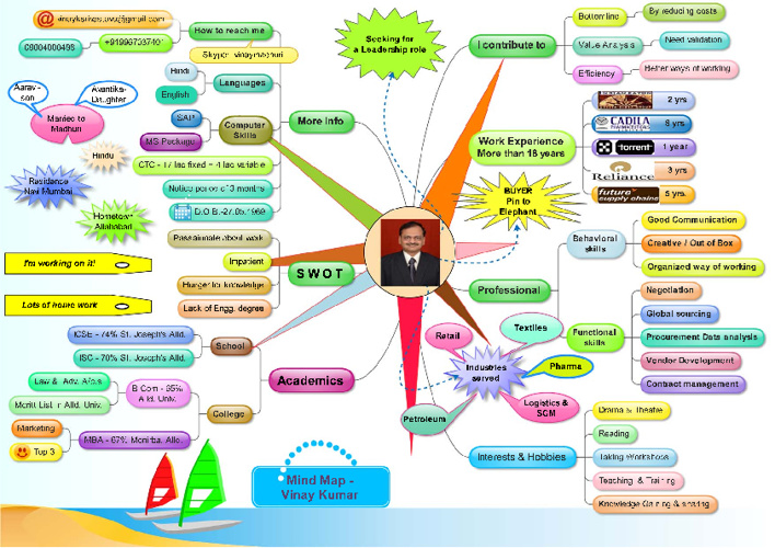 Vinay_Mind map