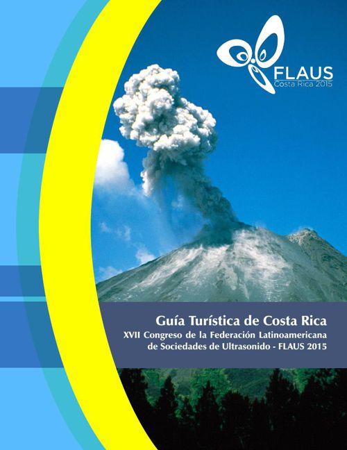 Guía Turistica de Costa Rica Congreso Flaus