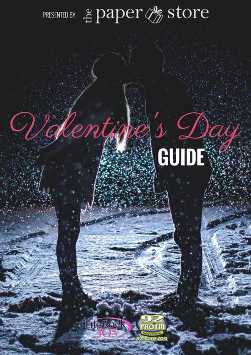 Valentine's Day Guide 2016
