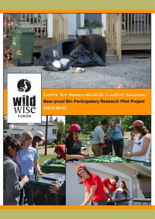 Bear-proof Bin Participatory Research Pilot Program Summary (201