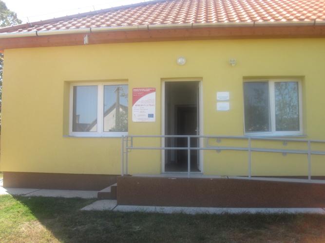 Terem Község - Integrált Közösségi és Szolgáltató Tér