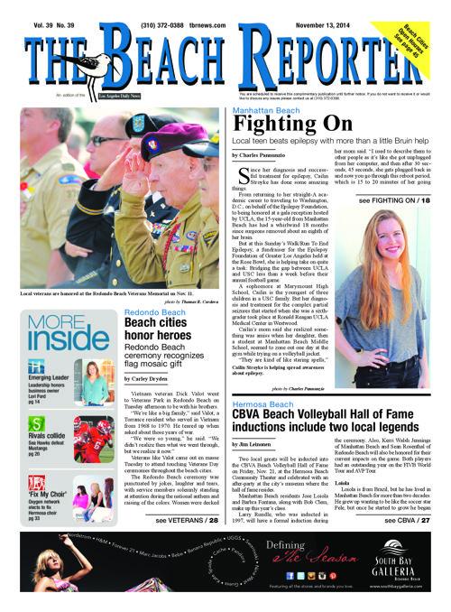 The Beach Reporter | 11-13-14