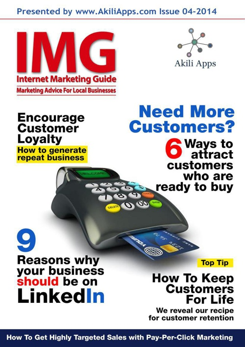 IMG April 2014 Issue
