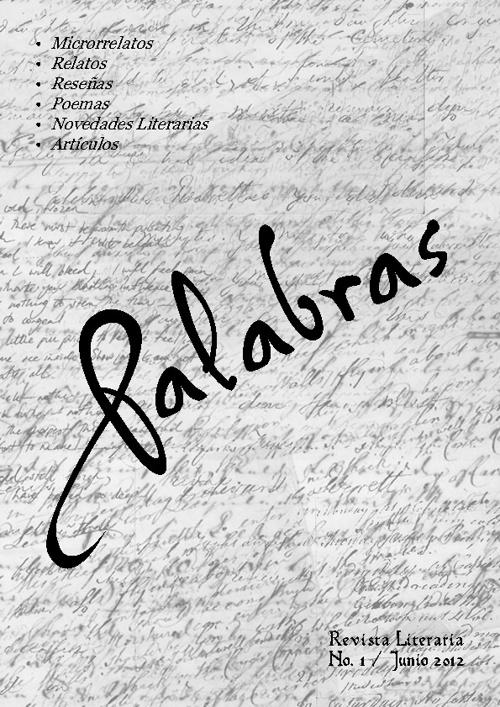 NÚMEROS DE REVISTA LITERARIA PALABRAS