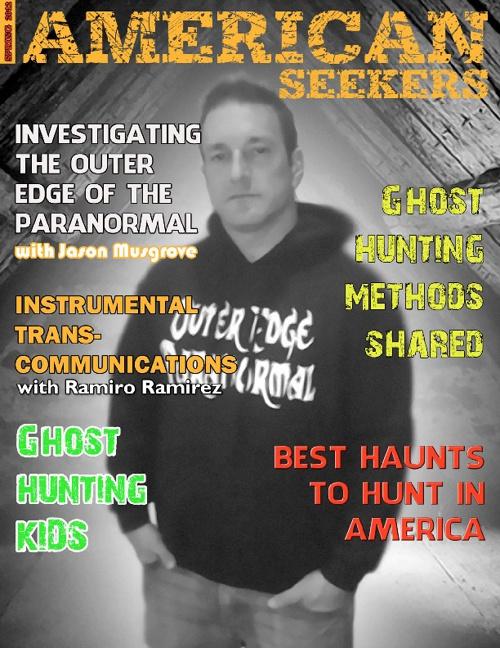 American Seekers Issue 2