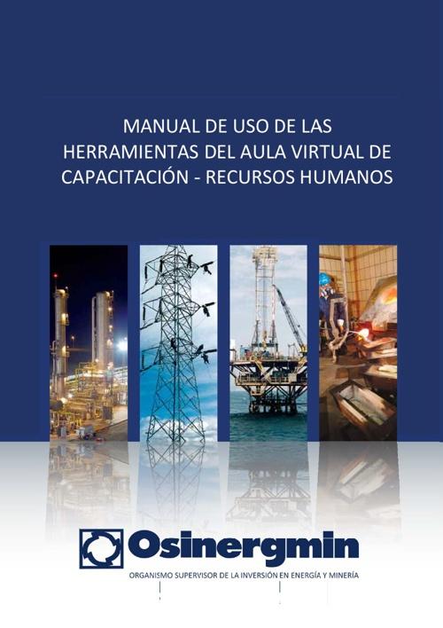 MANUAL DE USO DEL AULA VIRTUAL DE CAPACITACIÓN-RRHH-OSINERGMIN