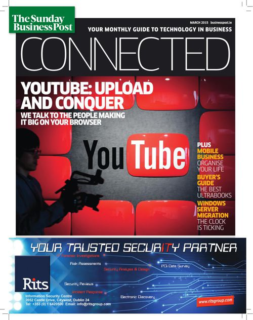 SBP Connected March 2015