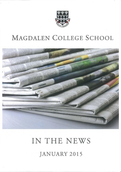 MCS in the News Jan 2015