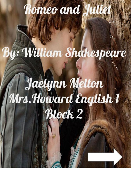 Romeo and Juliet Sracpbook (2)