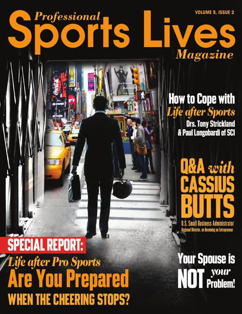 Professional Sports Lives Magazine Vol 5, Issue 2