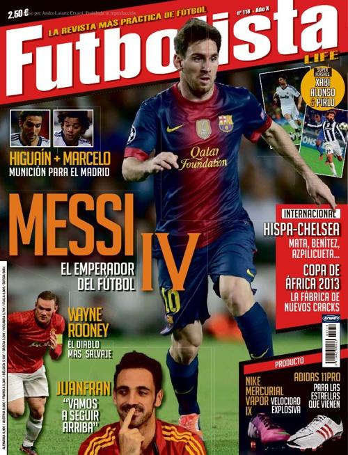 Copy of Futbolista