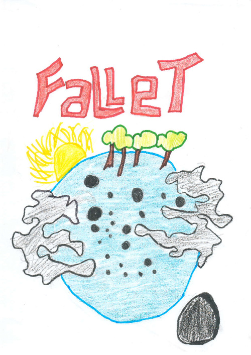 Planets project: Fallet