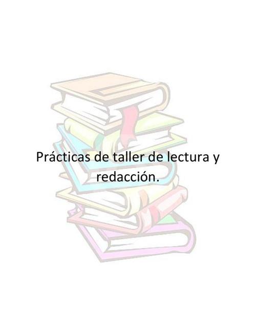 Portafolio de taller de lectura y redacción Aranza Varela Garcia