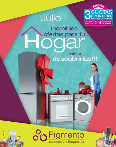 Revista Pigmento Julio