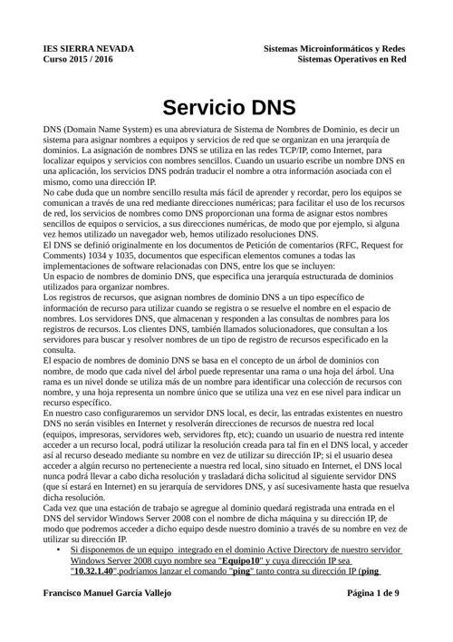 Copy of Servidor DNS en Windows Server 2008