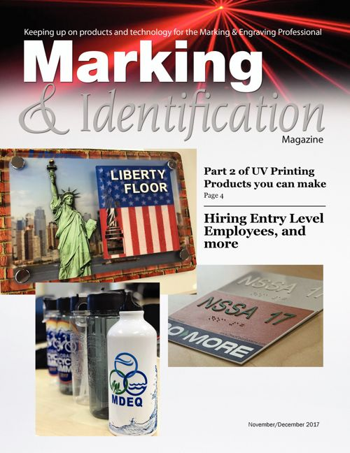 Marking & Identification Nov:Dec 2017 issue