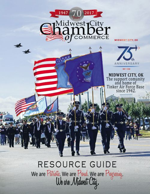 Midwest City Chamber of Commerce Resource Guide 17/18