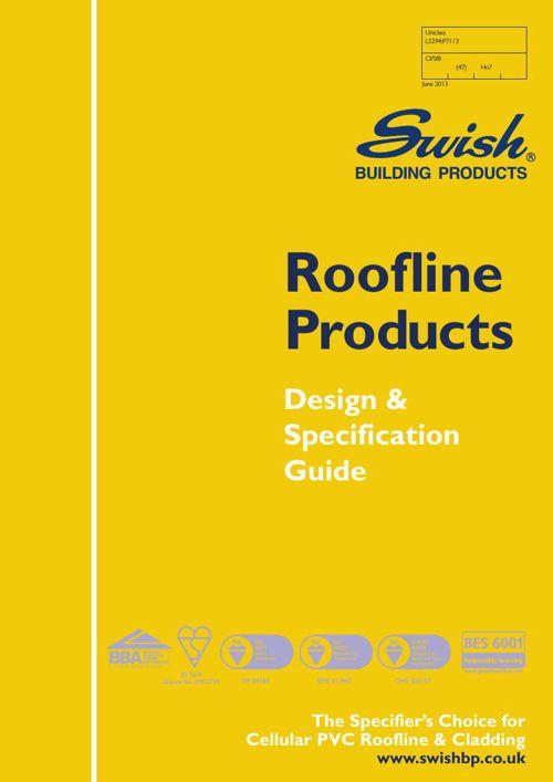 Swish Roofline Design Guide