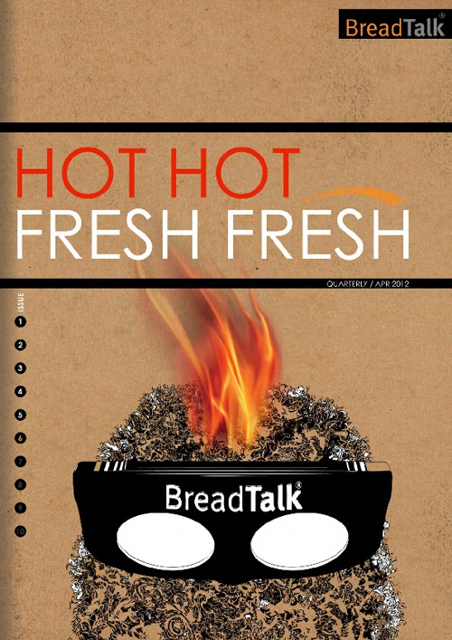 BreadTalk Franchise Newsletter Issue 6