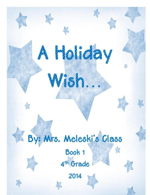 Book 1 - A Holiday Wish