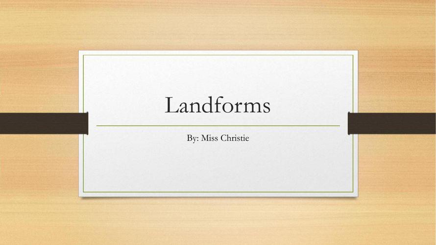 landform flipsnack