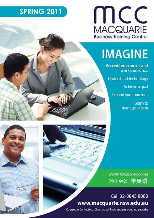 MBTC 2011 Spring Catalogue