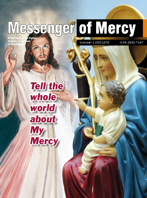 Messenger of Mercy issue 50 - Summer 2010