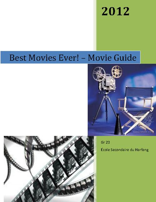 Movie Guide Gr 23