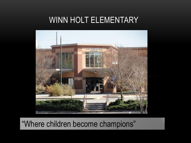 Winn Holt Elementary