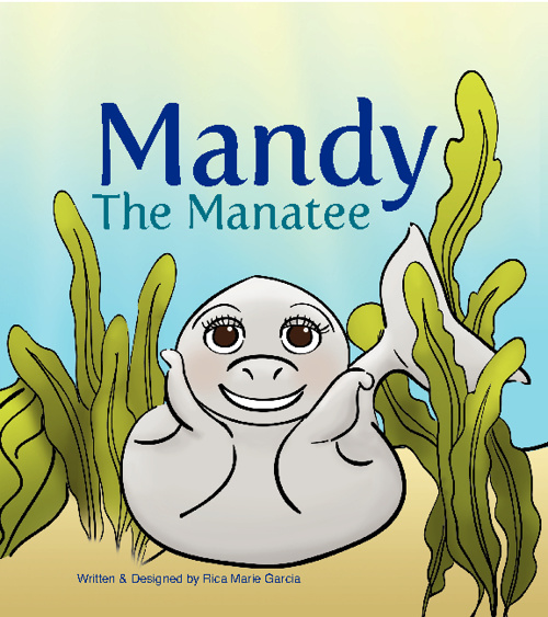 Mandy the Manatee!