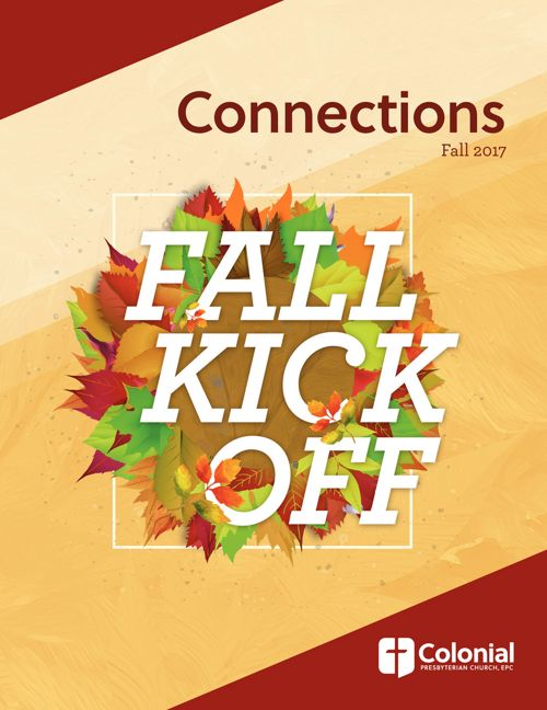 Colonial Connections Fall 2017