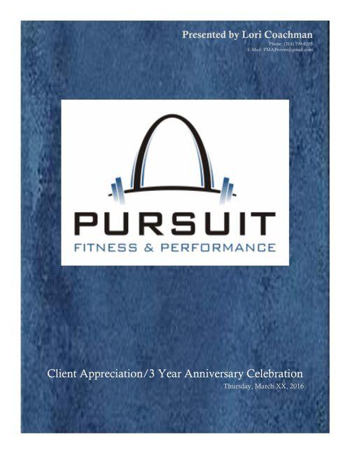 Pursuit Fitness & Performance