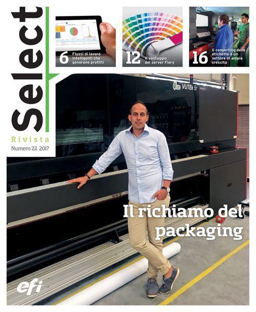 EFI Select issue 22 Italian