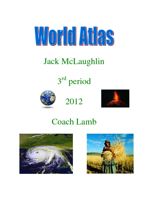 Worl Atlas