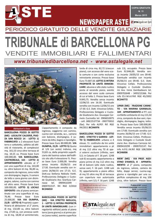 Barcellona marzo 2015