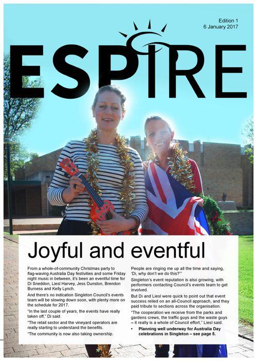 Espire 6 January 2017