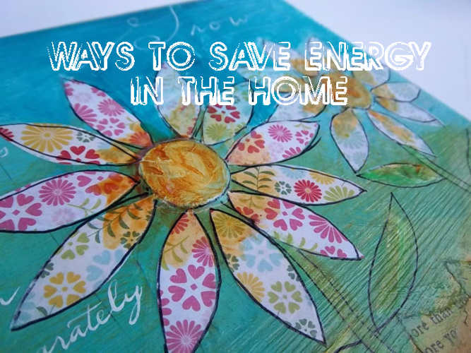 Energy Saving Tips!!!