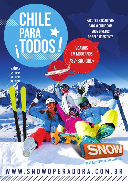 Revista Chile para Todos - 2015