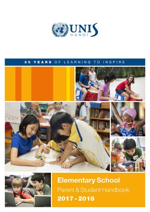 Elementary School Parent & Student Handbook 2017-2018