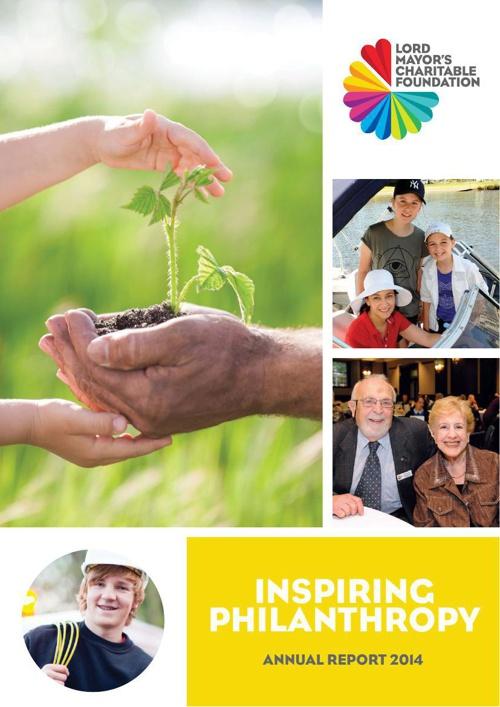 LMCF Annual Report 2014