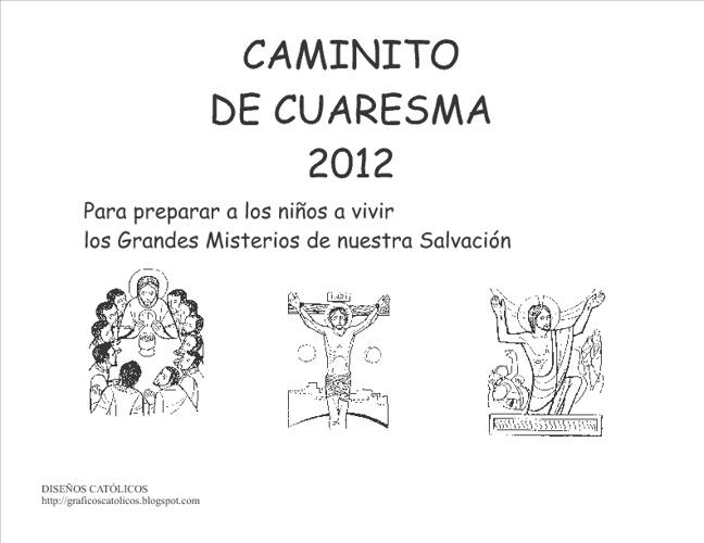 CAMINIATO DE CUARESMA