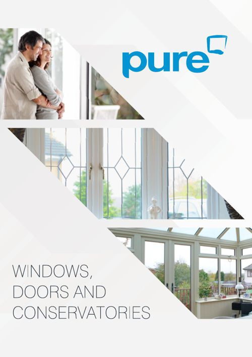 Pure Windows Co-Branded Brochure