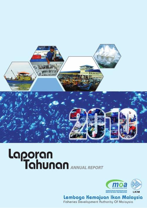 Laporan Tahunan 2010